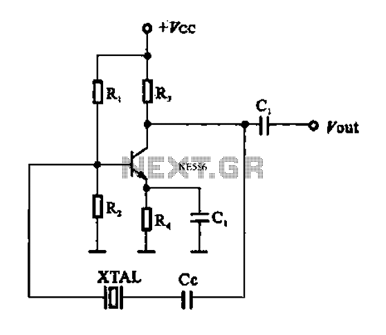 crystal control oscillator circuits find wiring diagram u2022 rh empcom co