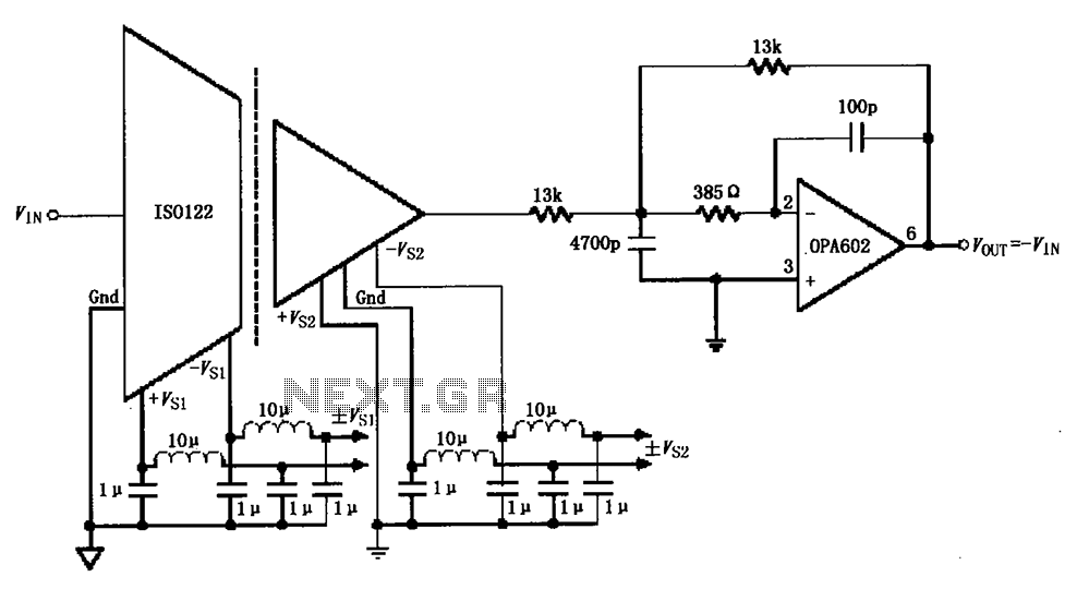 audio filter circuit page   audio circuits  next.gr, wiring diagram