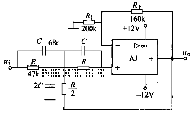 50 mhz rf receiver results page 34 rh next gr RC Notch Filter Circuit RLC Circuit Notch Filter