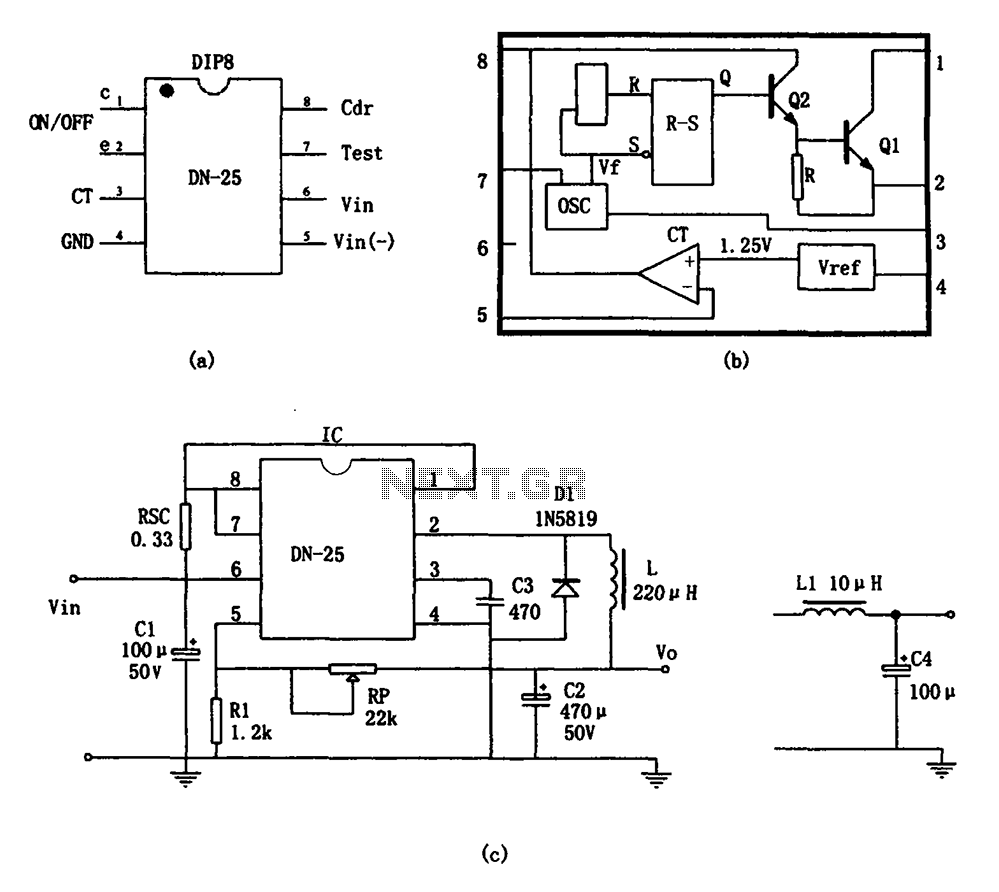 Monolithic Switching Power Supply Circuit Diagram Powersupply On Switch Mode Supplies U003e