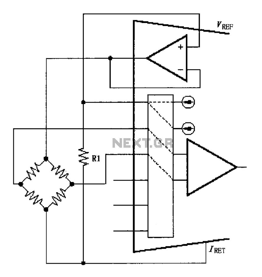Electronic Circuit Page 21 Quartz Crystal Sine Wave Oscillator Basiccircuit Xtr108 Voltage Excitation Bridge Diagram