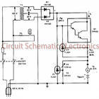 Battery charger circuit Schematic Diagram - schematic