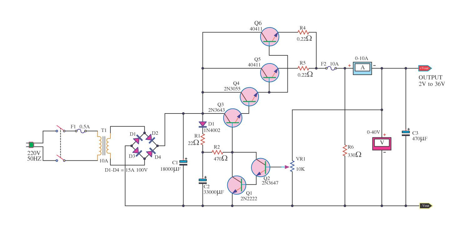 Results Page 122 About 1 Kv Switching Power Supply Searching 6 Volt Regulator Circuit Using 7806 10a High Current Variable