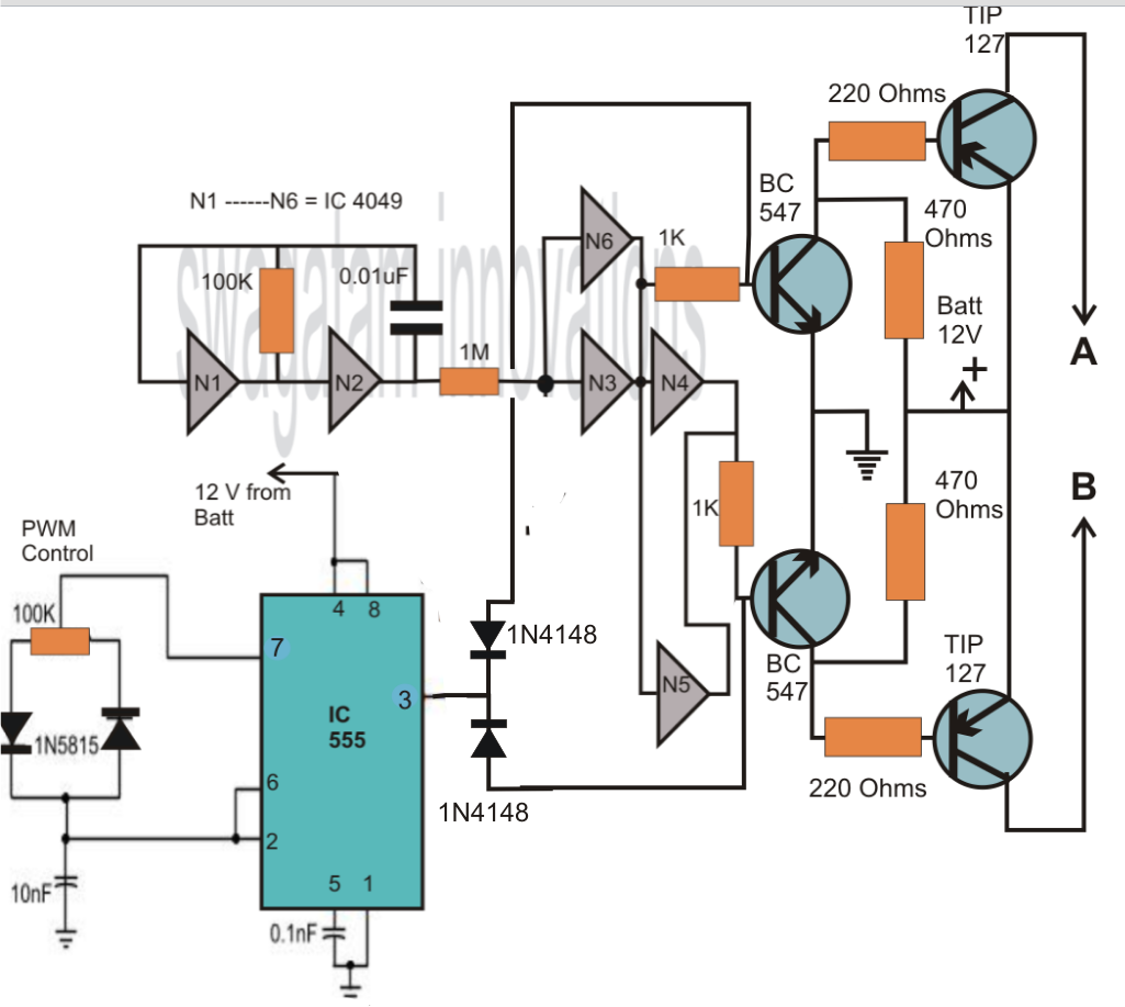 Results Page 4 About Pwm Searching Circuits At Led Driver Using Ltm8042 Module Boost How To Make 500 Va Controlled Max7316 White Circuit Diagram