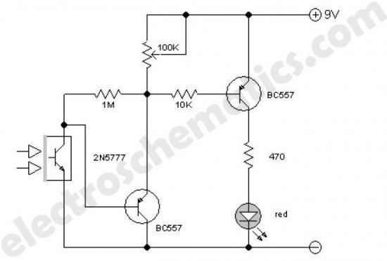 infrared circuit page 7   light laser led circuits    next gr