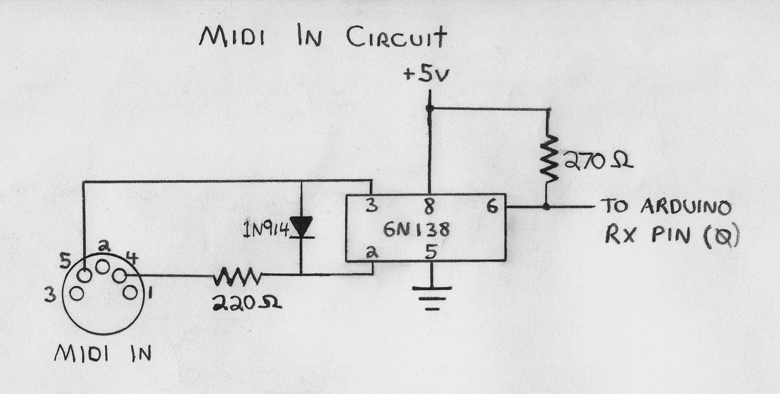 New Circuits Page 64 Stepkm Counter Circuit Diagrams Schematics Electronic Projects Nav 1 Arduino Soundgin Babblebot Synth
