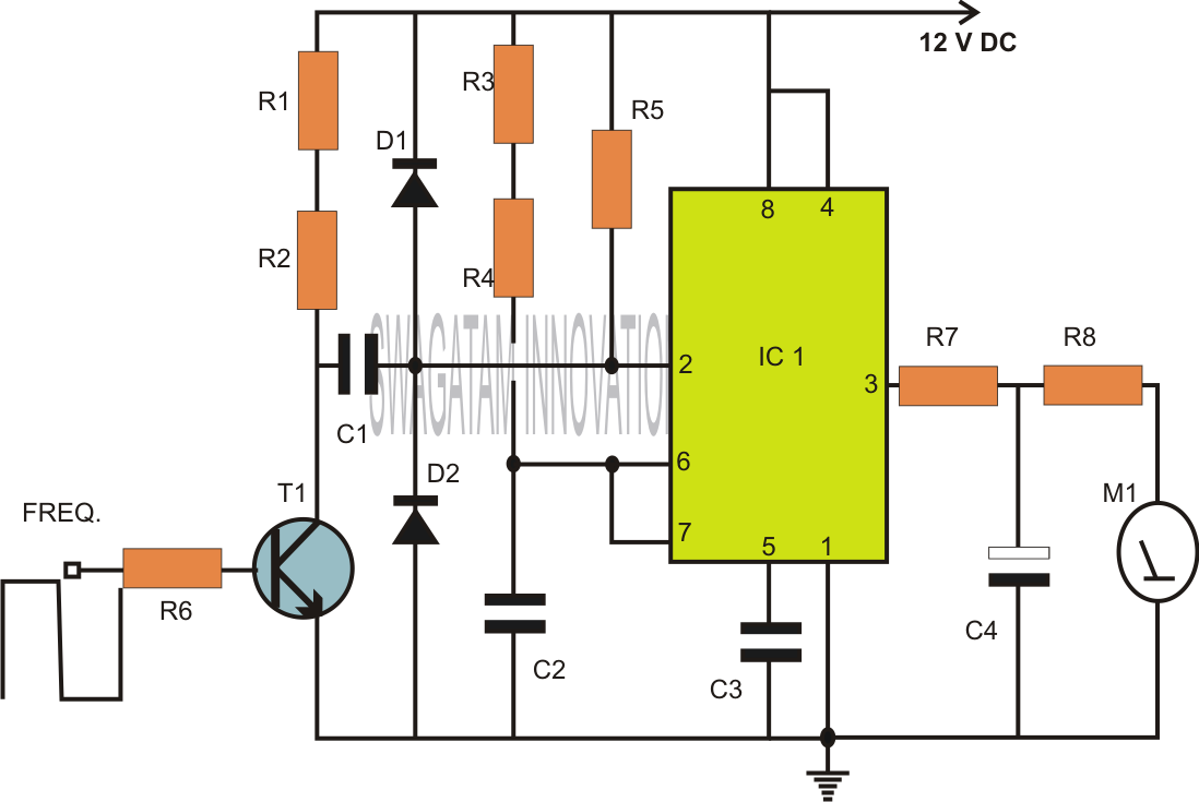 Electronic Circuits Page 123 Supplies Gt Ac Dc Safe Constant Current Source L13603 Nextgr How To Build Inexpensive Frequency