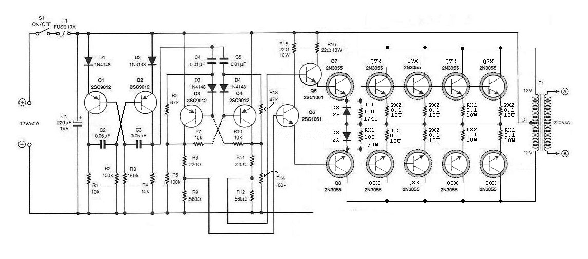 electronic circuits page 488    next gr