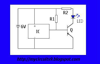 MAGNETIC FIELD SENSING CIRCUIT - schematic