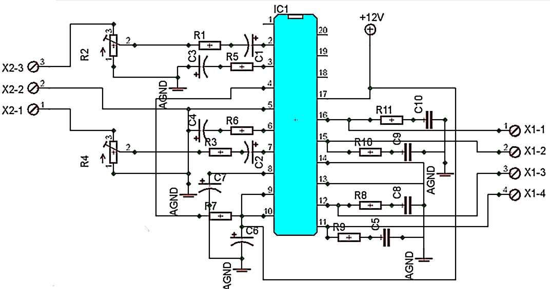Snap 200W guitar amplifier circuit diagram with pcb layout photos on ...