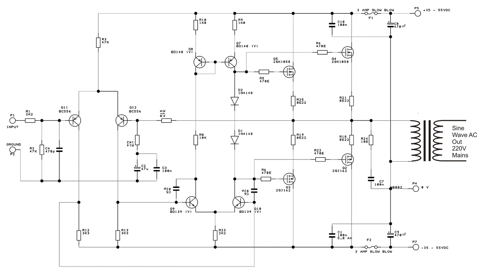 555 Timer Circuit Page 5 Other Circuits For Water Level Indicator