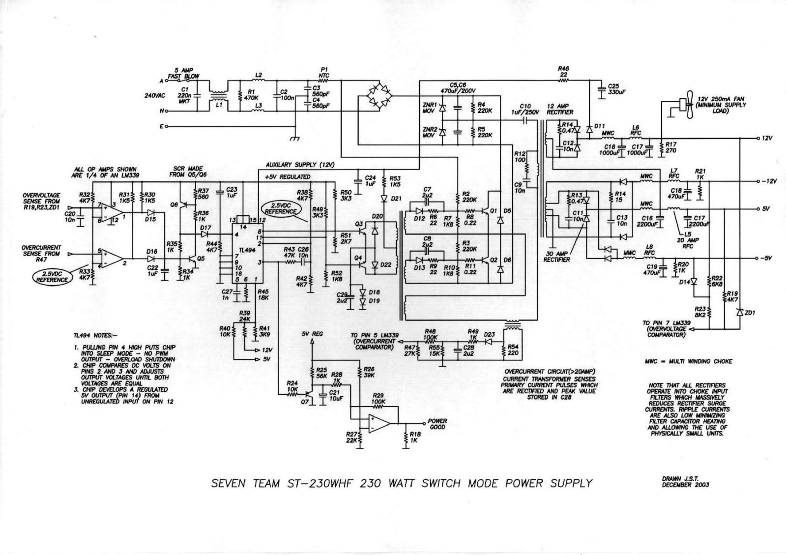 Top Circuits Page 136 Efficient Flyback Driver By Ic 555 Irf510 How Power Supplies Work