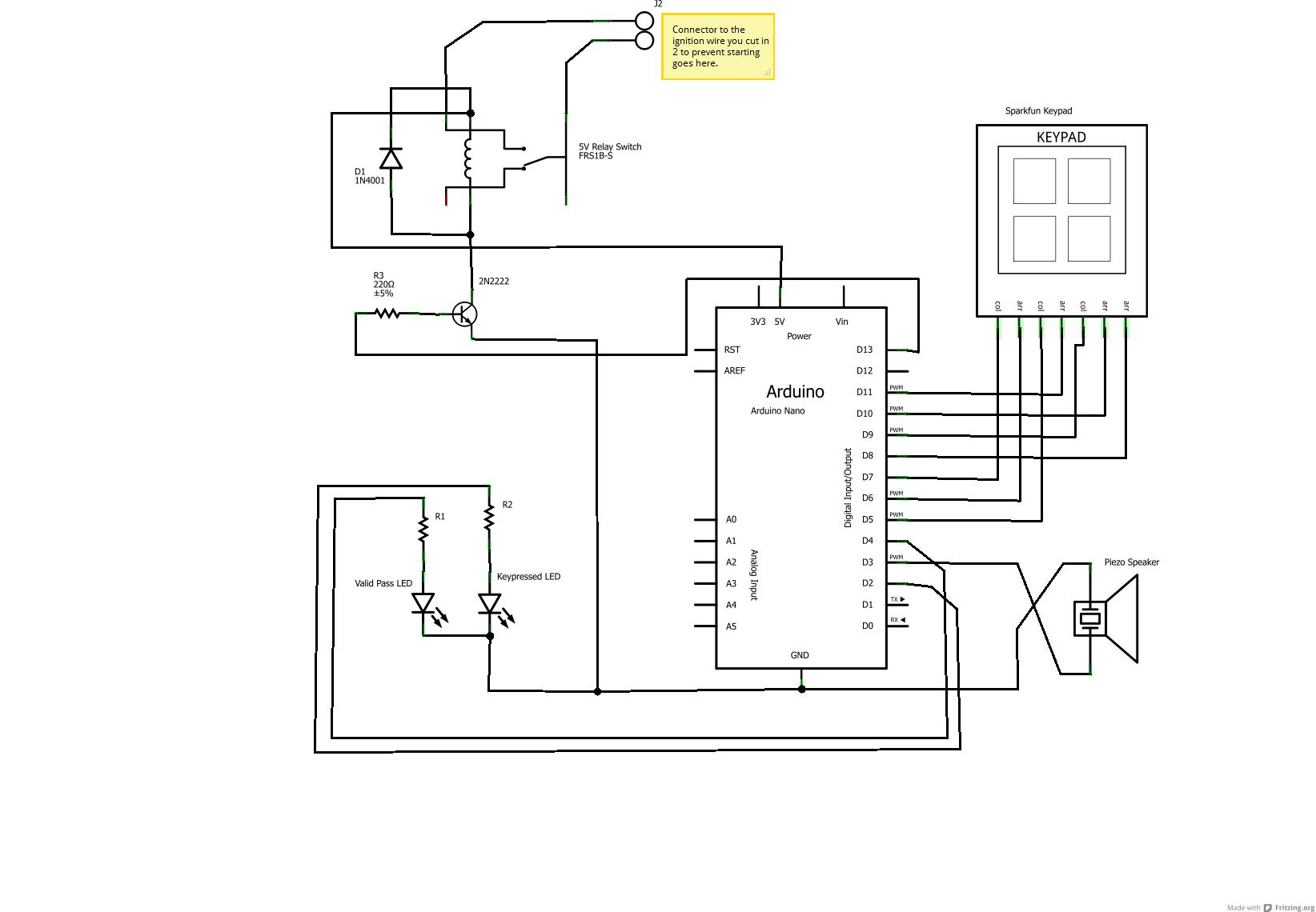 Bluetooth Headset Circuit Diagram – The Wiring Diagram ...