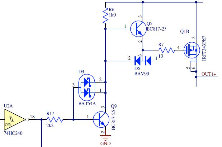 Axotron - schematic