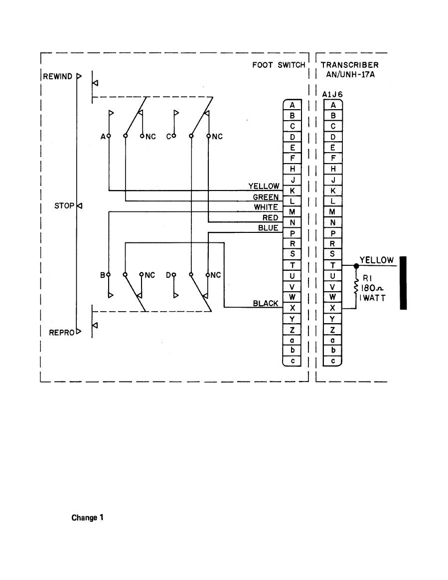 foot switch wiring diagram under repository