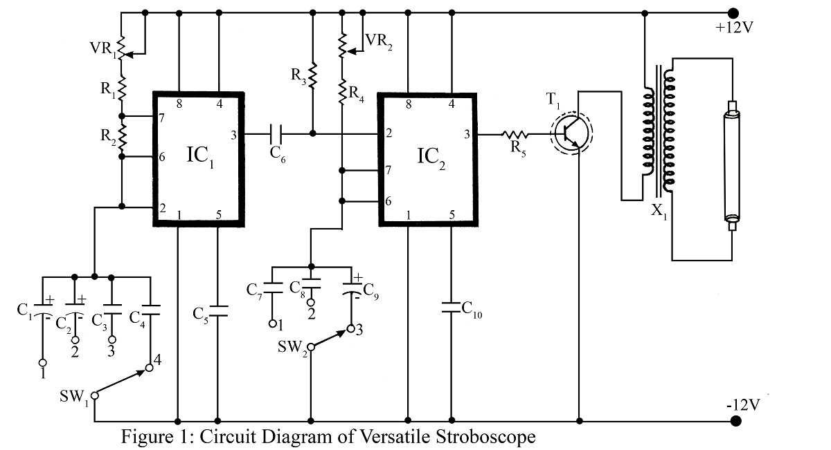 xenon circuit light laser led circuits next gr rh next gr Xenon Strobe Brightness Xenon Flash Circuit