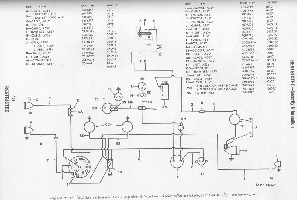 Automotive Wiring Diagrams L21274 on studebaker wiring diagrams