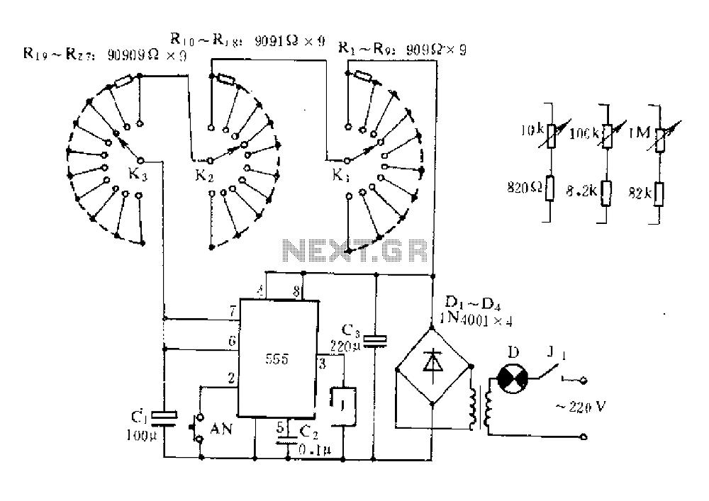 u0026gt  circuits  u0026gt  vhf uhf hf active antenna electronic circuit