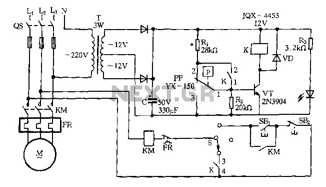 electrical yagi fm antenna diagram