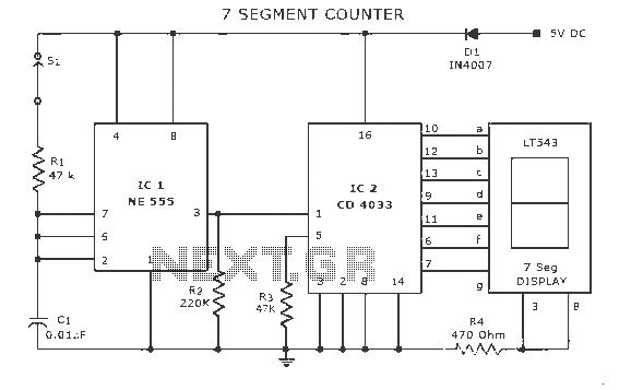 counter circuit   meter counter circuits    next gr
