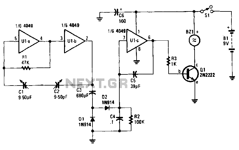 receiver circuit page 2   rf circuits    next gr