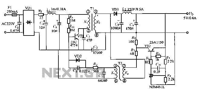 switching power supply Page 2 : Power Supply Circuits :: Next gr