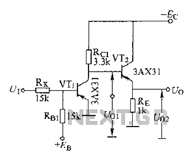 Simple Telephone Circuit together with Optical Coupling Based Warning Light Circuit in addition 555 Timer Strobe Circuit besides Cd4022 Based Automatic Bathroom Lighting Switch Circuit as well Hybrid 2 Channel Audio Mixer Circuit. on simple 555 timer projects