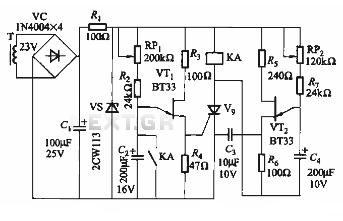 Motor Control Circuit Page 2 Automation Circuits
