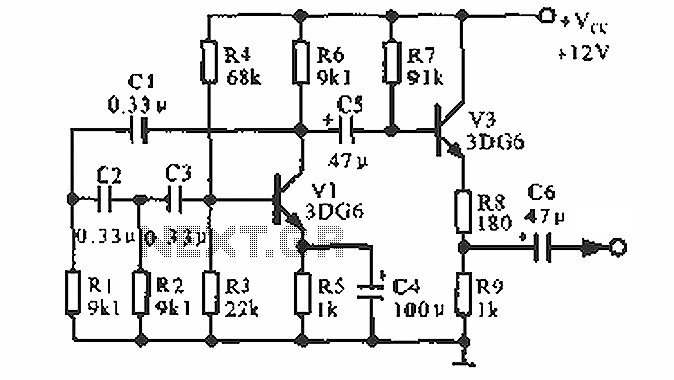 car parking circuit   automotive circuits    next gr