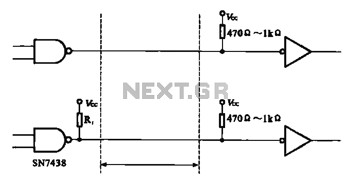 Examples OFDM modulation system circuit