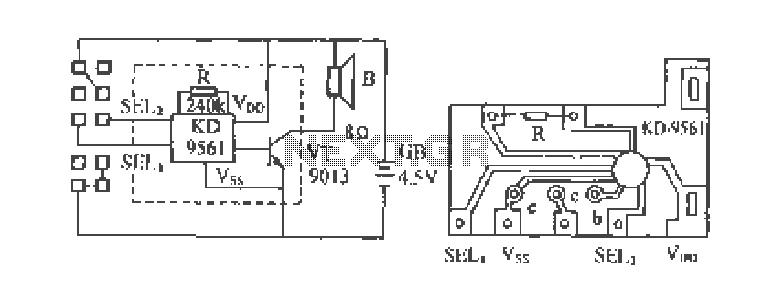 metal detector circuit page 3   sensors detectors circuits