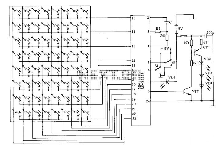 1500w inverter circuit diagram