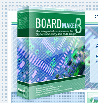 PCBoardMaker3 - schematic