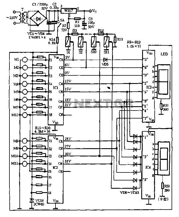 volt control circuit page 2   oscillator circuits    next gr