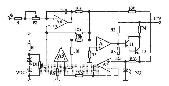 lighting circuit page 5   light laser led circuits    next gr