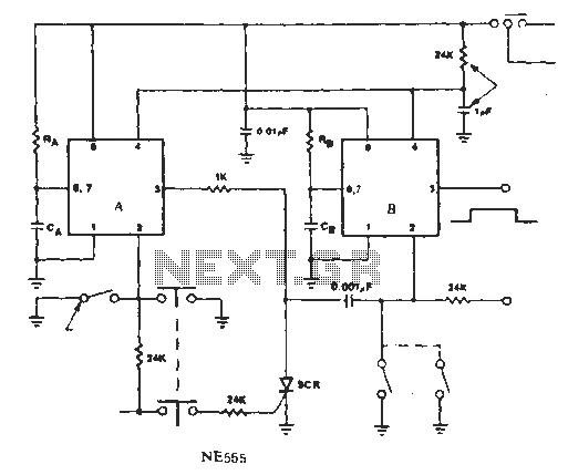 alarm circuit page 4   security circuits    next gr