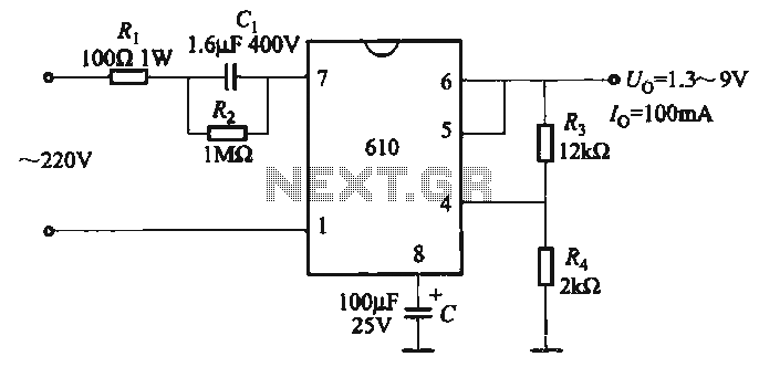 u0026gt  audio  u0026gt  ultrasonic circuits  u0026gt  40khz ultrasonic transmitter circuit diagram l58760