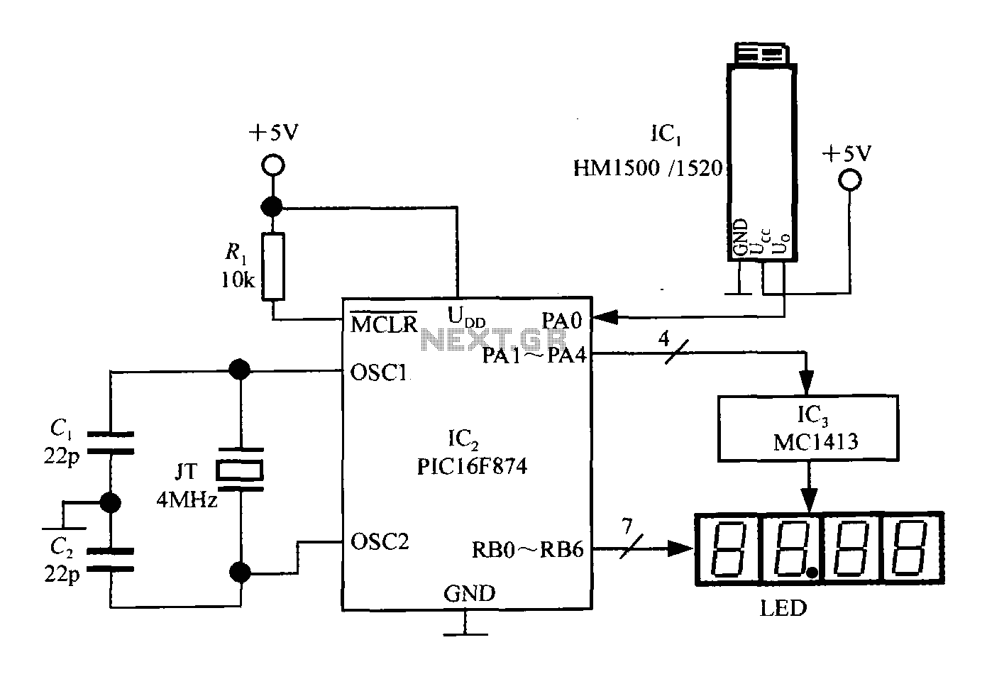Ph Meter Circuit Diagram New Blog Analog Frequency Tradeoficcom Dia