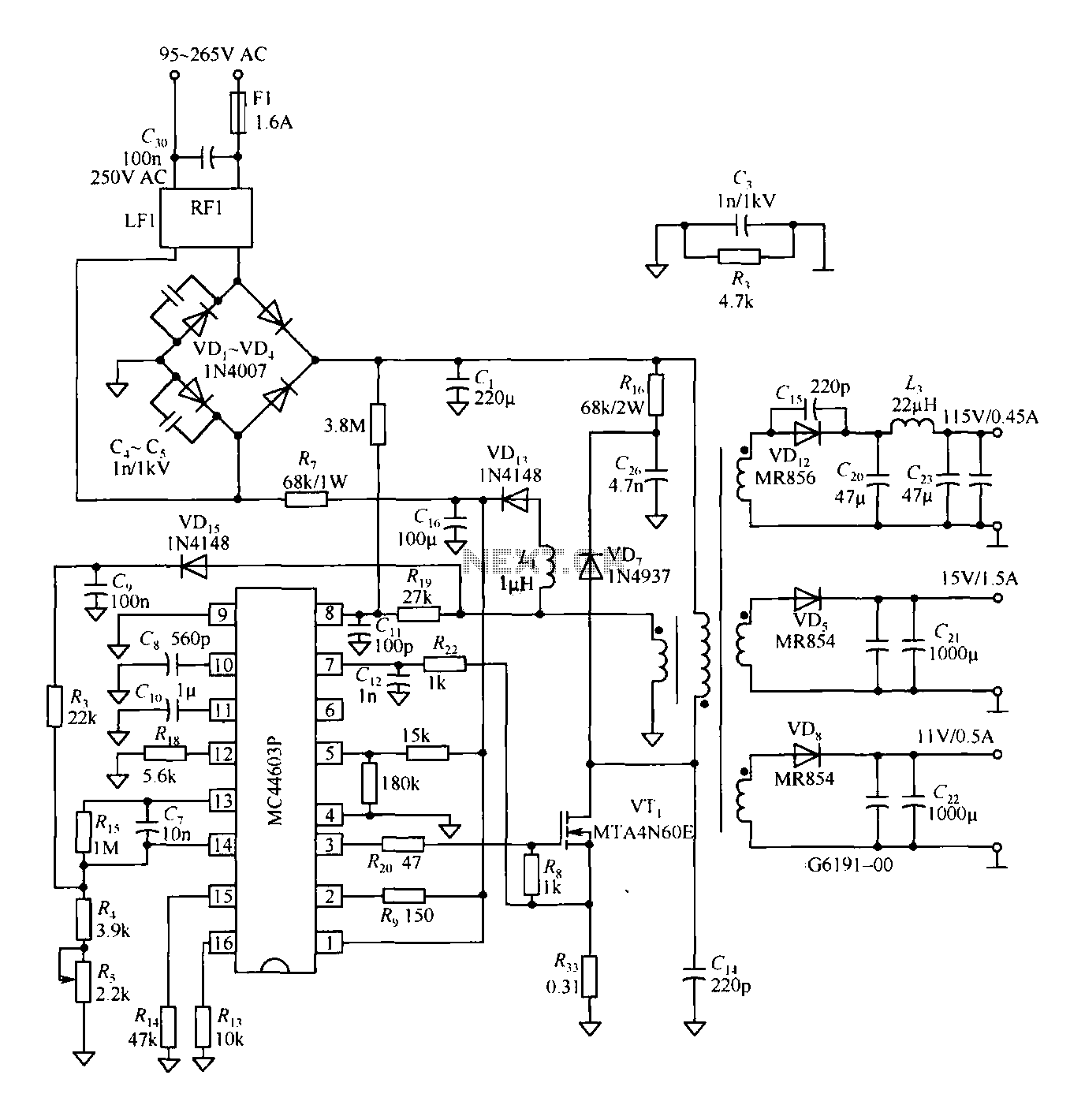 oscillator circuit page 20   oscillator circuits    next gr