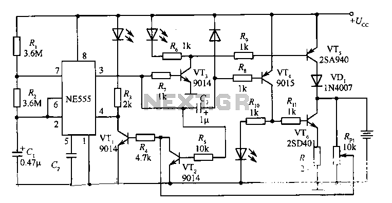 battery charger circuit page 3   power supply circuits