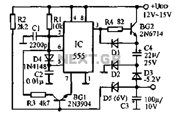 power control circuit page 2   automation circuits    next gr