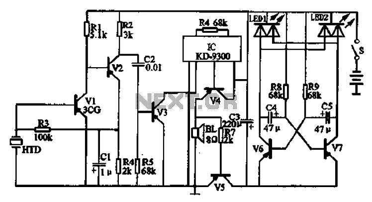 audio effect circuit page 4   audio circuits    next gr
