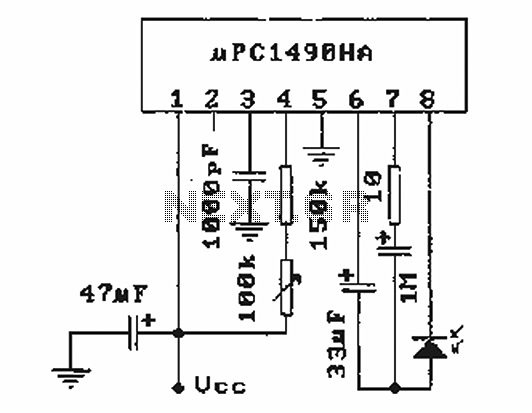 infrared circuit page 2   light laser led circuits    next gr