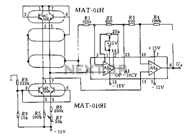 u0026gt  light laser led  u0026gt  led circuits  u0026gt  led bar dot level meter