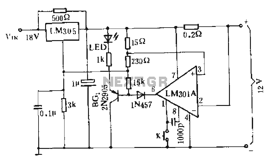 battery charger circuit page 2   power supply circuits
