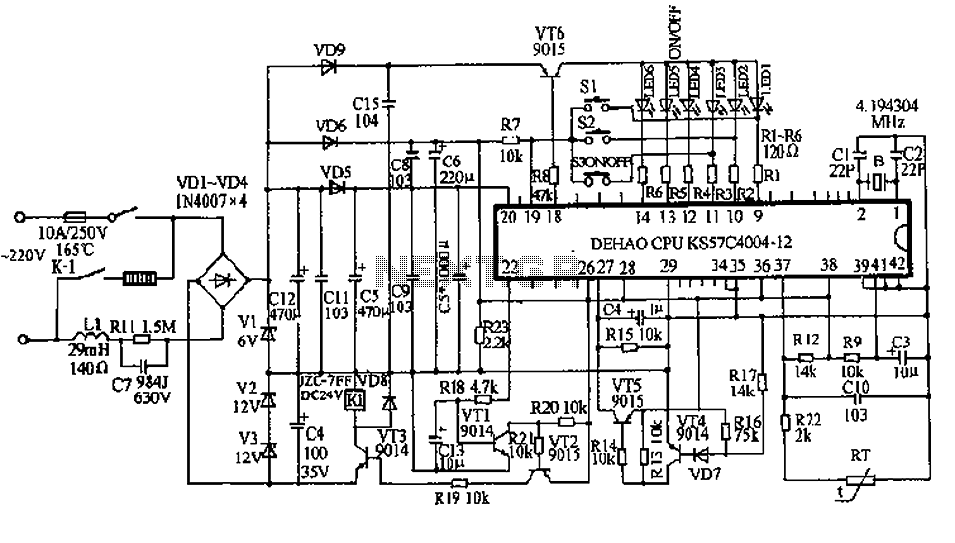 u0026gt  circuits  u0026gt  fm stereo transmitter circuit diagram using bh1417 l43948