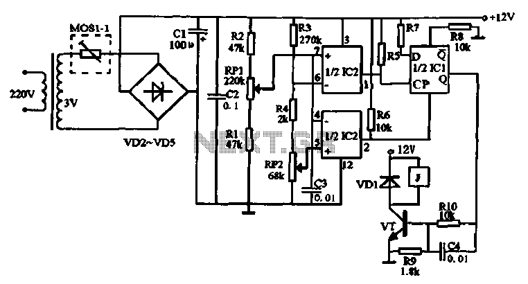 u0026gt  microcontrollers  u0026gt  avr  u0026gt  remote controlled digital clock