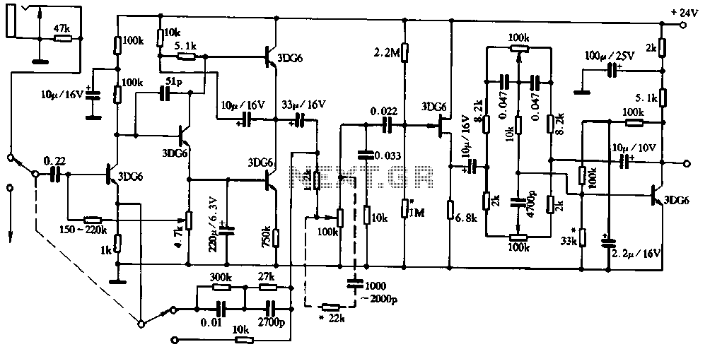 u0026gt  other circuits  u0026gt  practical loudness control circuit