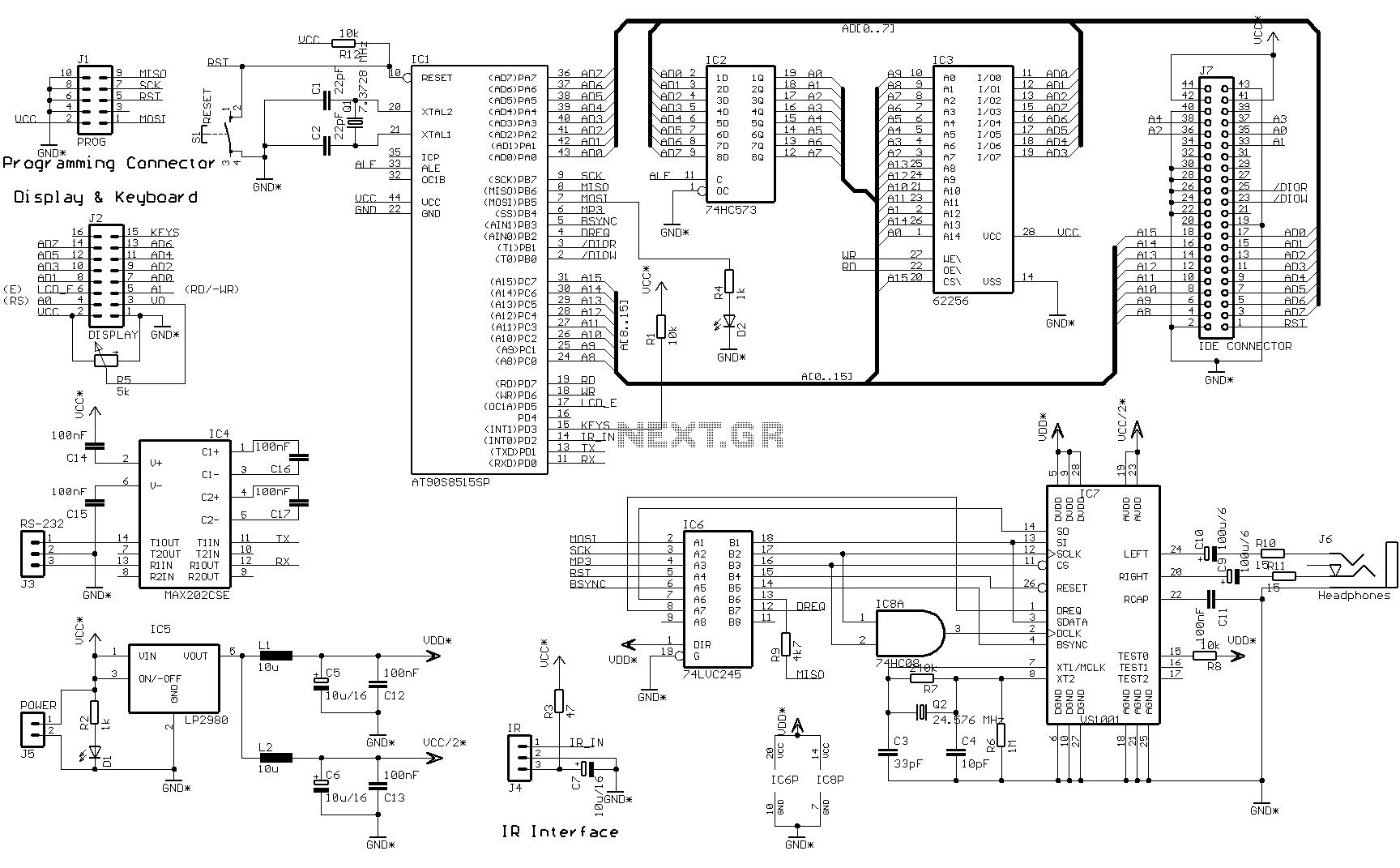 u0026gt  meter counter  u0026gt  delay circuits  u0026gt  time base using a delay