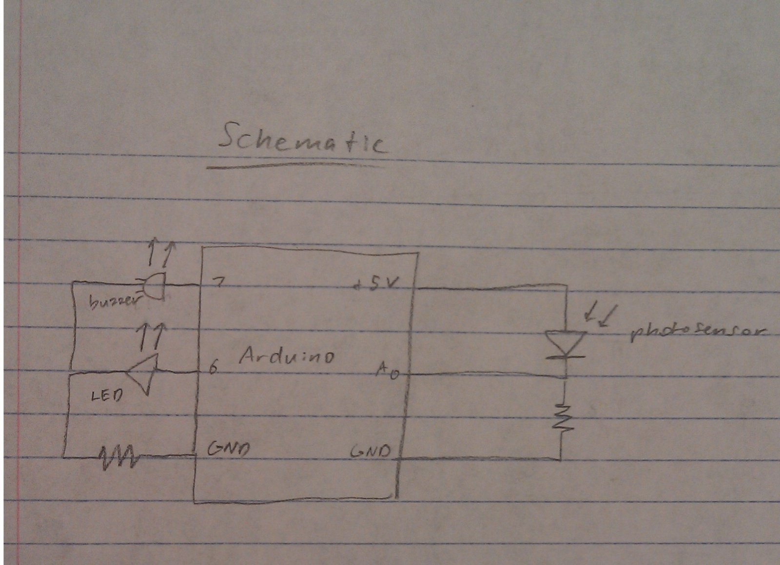 Alarm Circuit Page 6 Security Circuits Transmitter 13 Rf Nextgr Night Light Wake Up Combo